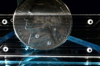 Microfluidic-Drilling