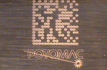 data-matrix-barcode-potomac-logo