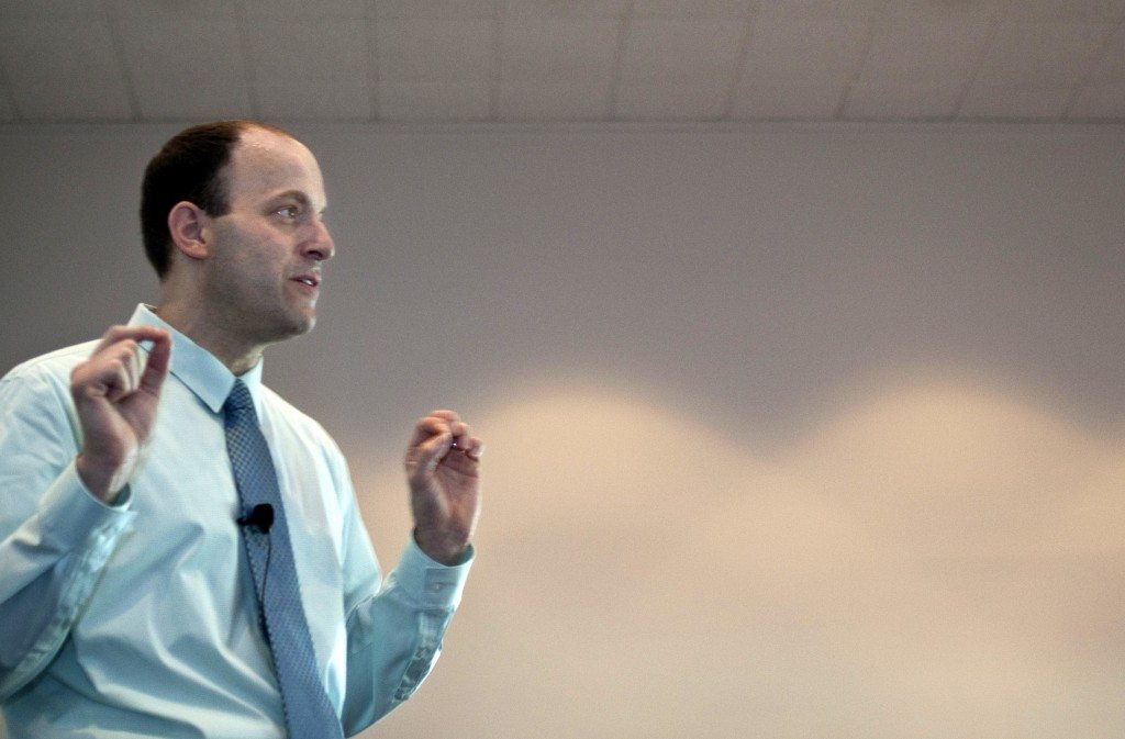 Mike Adelstein on micro manufacturing in Maryland